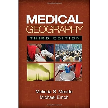 Medical Geography, Third Edition, New Book, (9781606230169)