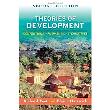 Theories of Development: Contentions, Arguments, Alternatives, New Book, (9781606230657)