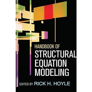 Handbook of Structural Equation Modeling, New Book, (9781606230770)