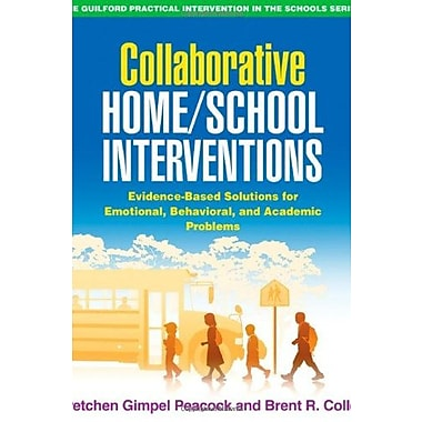 Collaborative Home/School Interventions, New Book, (9781606233450)