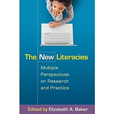 The New Literacies: Multiple Perspectives on Research and Practice, Used Book, (9781606236048)