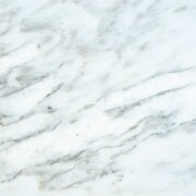 MSI 12'' x 12'' Marble Tile in Arabescato Carrara