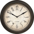 FirsTime 9.75'' Distressed Wall Clock