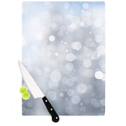 KESS InHouse Glass Cutting Board; 0.5'' H x 15.75'' W x 11.5'' D