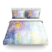 KESS InHouse Color Grunge by Iris Lehnhardt Light Cotton Duvet Cover; King/California King