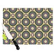 KESS InHouse Patio Decor by Mydeas Cutting Board; 0.5'' H x 15.75'' W x 11.5'' D