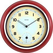 FirsTime 12.5'' Classic Kitchen Wall Clock
