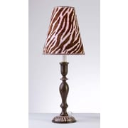 Yessica's Collection 22.5'' H Table Lamp with Empire Shade
