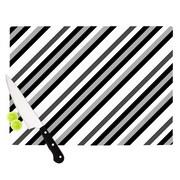 KESS InHouse Kos by Trebam Diagonal Cutting Board; 0.5'' H x 15.75'' W x 11.5'' D