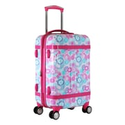 J World Taqoo 20'' Spinner Carry-On Suitcase