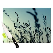 KESS InHouse Cool Breeze by Ingrid Beddoes Cutting Board; 0.5'' H x 11'' W x 7.5'' D