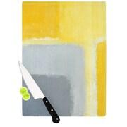 KESS InHouse Inspired by CarolLynn Tice Cutting Board; 0.5'' H x 11'' W x 7.5'' D