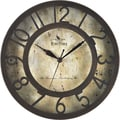 FirsTime 8'' Raised Number Wall Clock