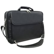 AmeriLeather Leather Notebook Computer Bag