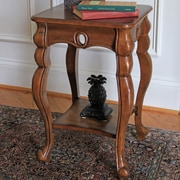 Carolina Accents Gabriel End Table