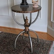 Carolina Accents Charlotte End Table