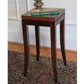 Carolina Accents Brandy End Table