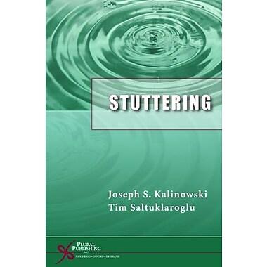Stuttering, New Book (9781597560115)