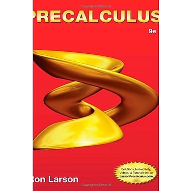 Precalculus, Used Book (9781133949015)