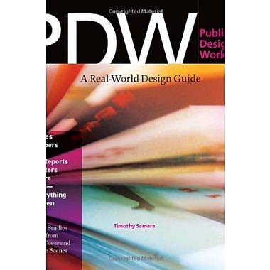 Publication Design Workbook, New Book (9781592533978)