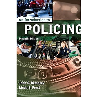An Introduction to Policing, New Book (9781133594703)