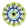 Trend Lab Waverly Solar Flair Wall Clock