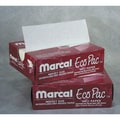 MARCAL 15'' Eco-Pac Natural Interfolded Dry Waxed Paper Sheets in White