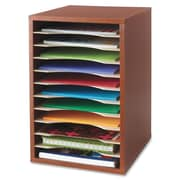 Safco Products Wood Organizer