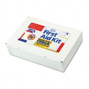 FIRST AID ONLY, INC. First Aid Kit for 25 People, 106 Pieces, Osha Compliant, Metal Case