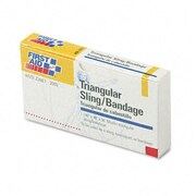 FIRST AID ONLY, INC. First-Aid Refill Sling/Tourniquet Triangular Bandages, 10/Pack