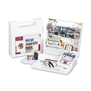 FIRST AID ONLY, INC. First Aid Kit for 50 People, 195 Pieces, Osha/Ansi Compliant, Plastic Case