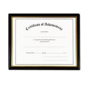 Nu-Dell Framed Achievement and Appreciation Award