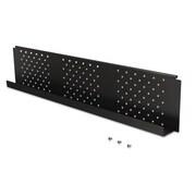 Balt Height Adjustable Flipper Table Modesty Panel; 9  H x 72  W X 3  D