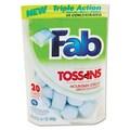 Fab Toss Ins Detergent Packets
