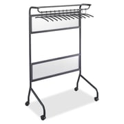 Safco Products Impromptu Garment Rack; Black