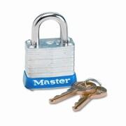 Master Lock Lock; 1.12'' W
