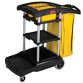 Rubbermaid Commercial Products Rubbermaid Commercial 38'' High Capacity Cleaning Carts