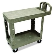 Rubbermaid Commercial Flat Shelf Utility Cart