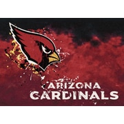 Milliken NFL Team Fade Arizona Cardinals Novelty Rug