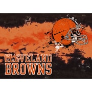 Milliken NFL Team Fade Cleveland Browns Novelty Rug