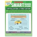 Scholastic SMART Board Lessons with CD, Grammar, Grades 3-6, 48 pages