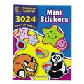 Teacher Created Resources Mini Size Sticker Book, 3,024/Pack