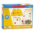 Scholastic Spin To Learn Vowels Game