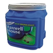 FIVE STAR DISTRIBUTORS, INC. Maxwell House Coffee, Decaffeinated Ground Coffee, 33 Oz. Can