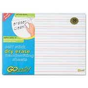 Pacon Creative Products Gowrite Dry Erase Handwriting Sheet, 30/Pack