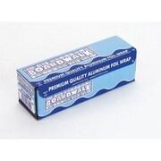 Boardwalk 18'' Premium Quality Aluminum Foil Roll in Silver