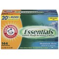 ARM & HAMMER Essentials Dryer Sheet (Pack of 6)