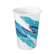 Solo Cups Jazz 10 oz Waxed Paper Cold Cups