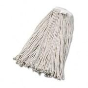 Unisan Cut-End Wet Mop Head, Cotton, #32 Size