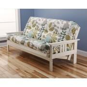 Kodiak Furniture Monterey English Garden Futon and Mattress